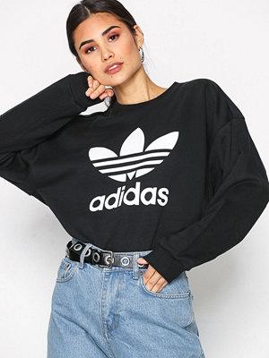 Adidas Originals Trefoil Sweat Black