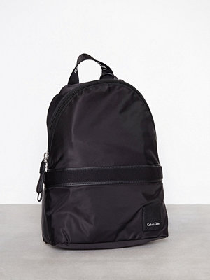 Calvin Klein Fluid Backpack Svart ryggsäck
