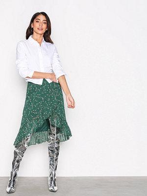 Y.a.s Yasgrace Skirt Ljus Grön
