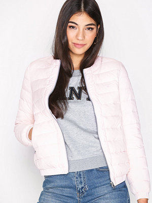 Gant O2. Light Weight Down Blouson Pink