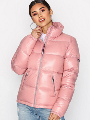 Tommy Jeans Basic Down Jacket Blush