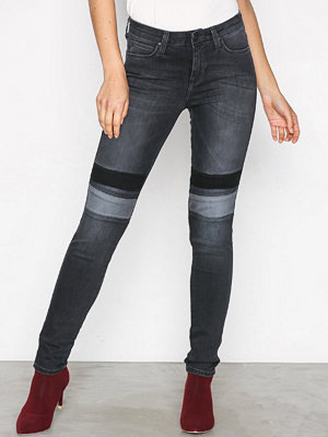 Lee Jeans Jodee Custom Knee Black