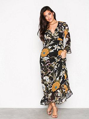 Object Collectors Item Objfabrice Long Dress a NY17 Div Svart