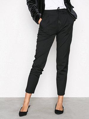 Vero Moda svarta byxor Vmrory Nw Loose Thin Pants Color Svart