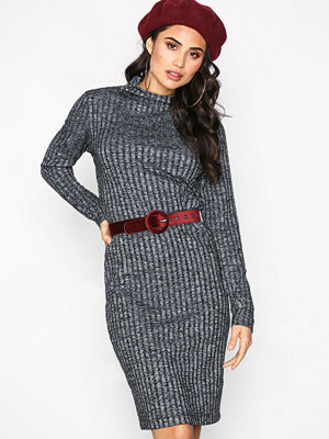 Calvin Klein Jeans Dilon MN LWK Dress Svart