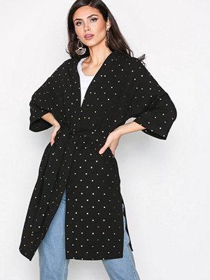 Cardigans - Y.a.s Yasgaya Kimono Svart