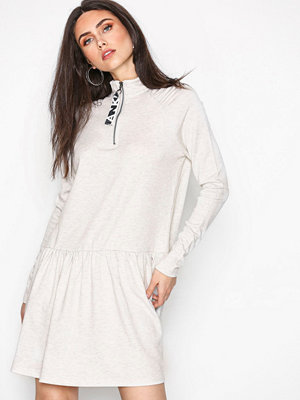 Noisy May Nmlilou L/S Above Knee Dress 1 Vit