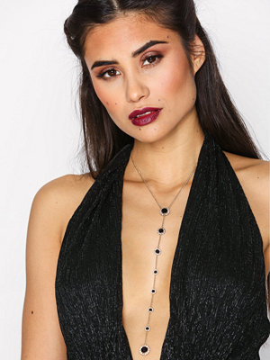 Lily and Rose halsband Sienna Necklace Jet Black