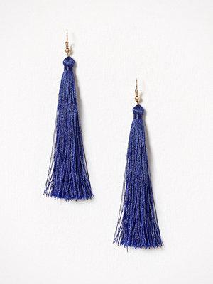 NLY Accessories örhängen Tassel Earrings Blå