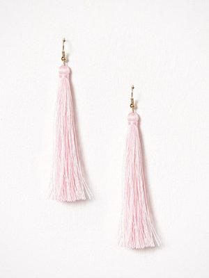 NLY Accessories örhängen Tassel Earrings Rosa