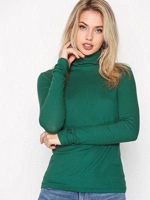 Calvin Klein Jeans Lido 2 Rib Roll Neck Grön