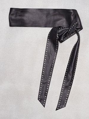 Bälten & skärp - Iro Curt Belt Black