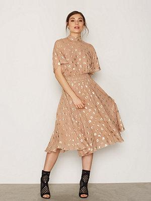 Y.a.s Yasdakota Dress Ljus Brun