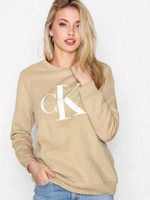 Calvin Klein Jeans Crew Neck HWK True Icon Silver