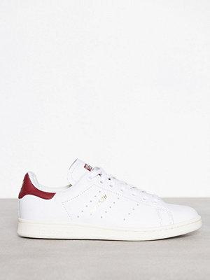 Adidas Originals Stan Smith Vit/Röd