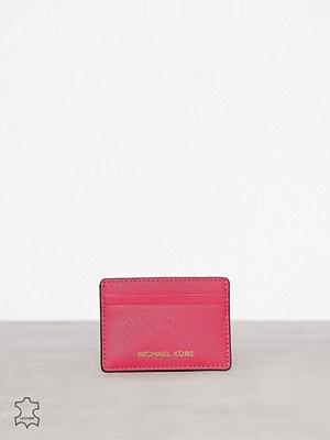 Plånböcker - MICHAEL Michael Kors Money Pieces Card Holder Pink