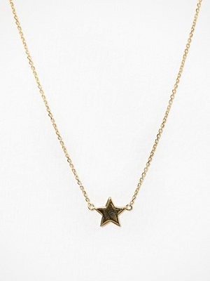 SOPHIE By SOPHIE halsband Mini Star Necklace Guld