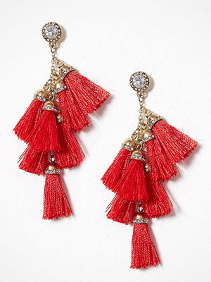 Vero Moda smycke Vmflorella Earstuds Flame