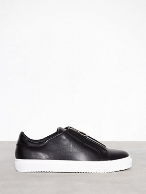 NLY Shoes Zip Sneaker Svart