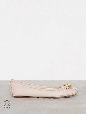 Ballerinaskor - MICHAEL Michael Kors Fulton Moc Soft Pink