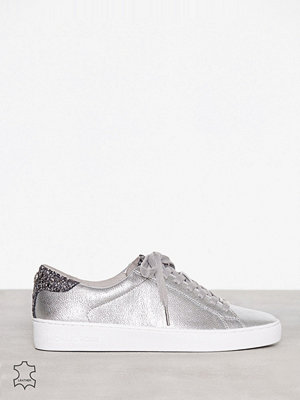 MICHAEL Michael Kors Irving Lace Up Silver