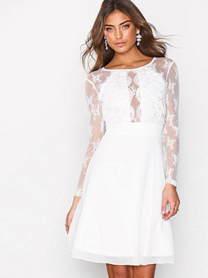NLY Eve Whenever Lace Dress Vit