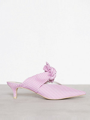 NLY Shoes Knot Pump Rosa