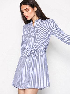 Jacqueline de Yong Jdylucky L/S Shirt Dress Wvn Vit
