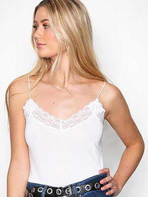 Object Collectors Item Objleena Lace Singlet Noos Vit