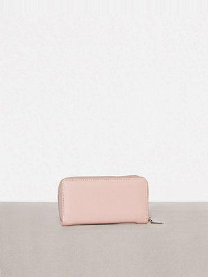 NLY Accessories Plain Wallet Dusty Pink