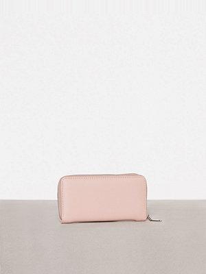 Plånböcker - NLY Accessories Plain Wallet Dusty Pink