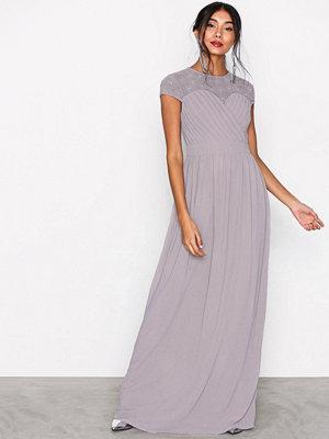 TFNC Janka Maxi Dress Lavender