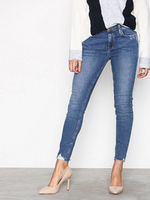 River Island Amelie Gibson Jeans Mid Blue