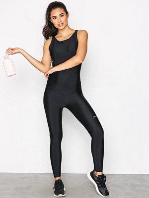 Sportkläder - Casall Swirl catsuit Black