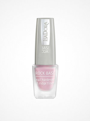 Naglar - IsaDora Rock Base Nail Hardener & Ridge Filler Transparent