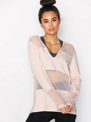 Sportkläder - Casall Active block hood Pink