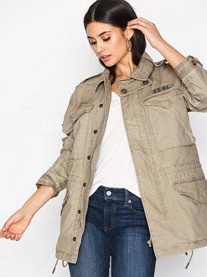 Polo Ralph Lauren Desert Combat Jacket Grey