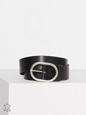 Bälten & skärp - Samsøe & Samsøe Henna Waist Belt 9630 Black