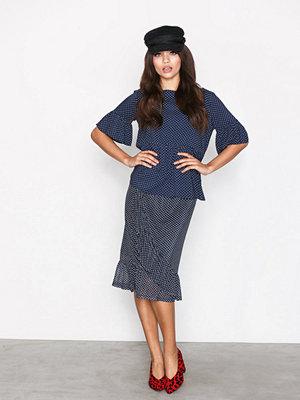 Object Collectors Item Objblake Nw Skirt 95 Mörk Blå