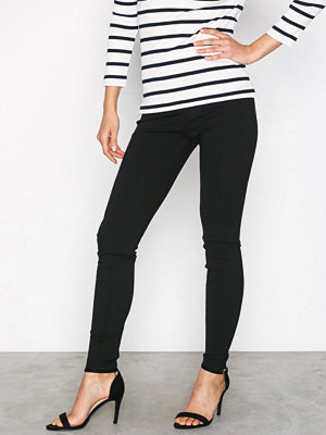 Polo Ralph Lauren svarta byxor Skinny Fit Pant Black
