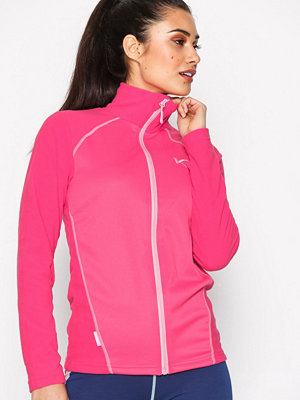 Sportkläder - Kari Traa Kari F/Z Fleece Sweet