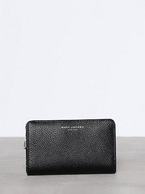 Plånböcker - Marc Jacobs Compact Wallet Svart