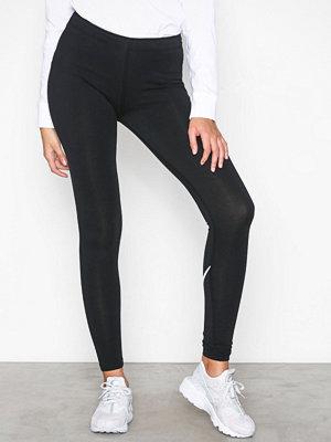 Leggings & tights - Nike NSW Leggings Legasee Logo Carbon