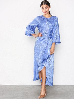 Y.a.s Yasxenia Dress Ljus Blå
