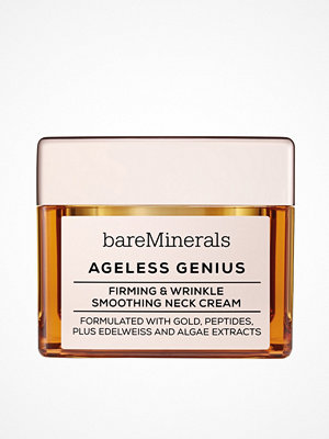 Ansikte - bareMinerals Ageless Genius Firming & Wrinkle Smoothing Neck Cream Transparent