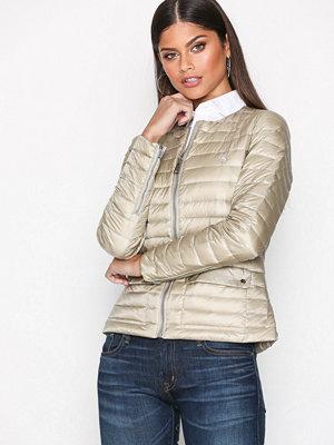 Dunjackor - Polo Ralph Lauren Light Weight Pocket Down Fill Jacket Khaki