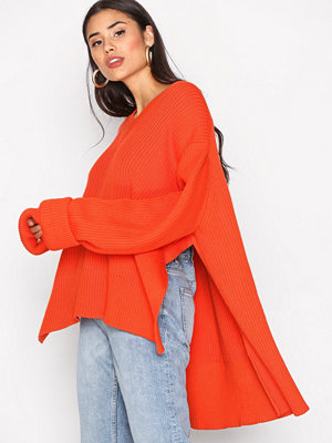 Hope Moon Sweater Tangerine