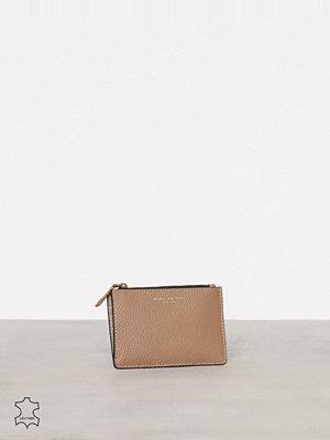 Plånböcker - Marc Jacobs Top Zip Multi Wallet Grå