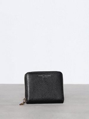 Plånböcker - Marc Jacobs Zip Card Case Svart