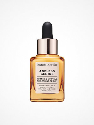 Ansikte - bareMinerals Ageless Genius Firming & Wrinkle Smoothing Serum Transparent